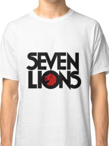 7 lions Classic T-Shirt