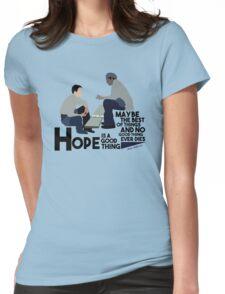 Shawshank Redemption  Womens Fitted T-Shirt