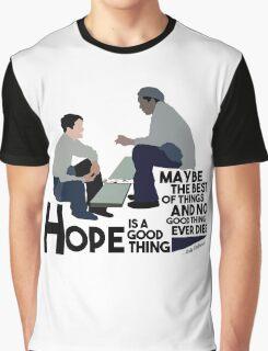 Shawshank Redemption  Graphic T-Shirt
