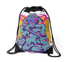 Hotline Miami Drawstring Bag