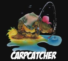 Carpcatcher Kids Tee