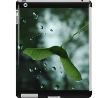 Helicopter Seed iPad Case/Skin