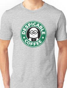 Despicable Coffee Unisex T-Shirt