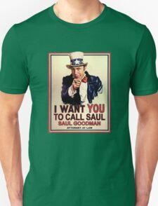 You Better Call Saul Unisex T-Shirt