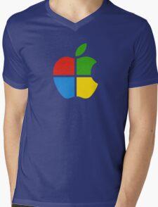Alternative Logo Revamp Mens V-Neck T-Shirt