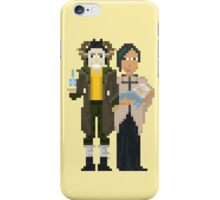 Saga Marko and Alana (and Hazel)  iPhone Case/Skin