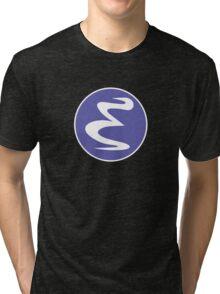 Emacs Linux Tri-blend T-Shirt