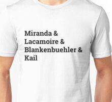 The Cabinet Unisex T-Shirt