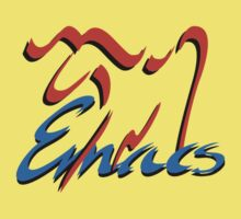 Emacs editor One Piece - Short Sleeve