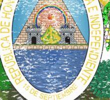 Honduran Coat of Arms Honduras Symbol Sticker