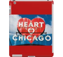 Chicago's Heart Motel iPad Case/Skin
