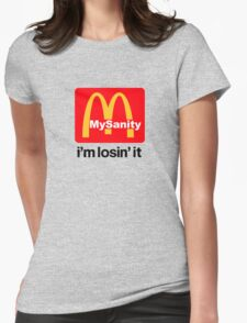 I'm Losin it Womens Fitted T-Shirt