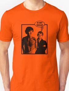 No Shirt Sherlock! Unisex T-Shirt