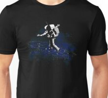 Hopscotch in Space Unisex T-Shirt