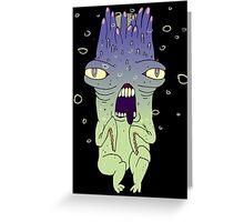 Nemesis Stool Greeting Card