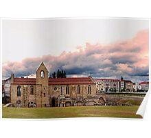 (Old) Santa Clara Monastery Poster