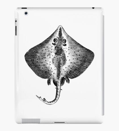 Mystery Ray  iPad Case/Skin