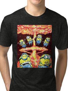 MINIONS Tri-blend T-Shirt