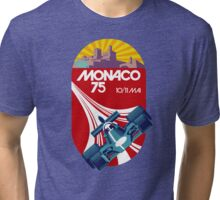 Monaco 75 Tri-blend T-Shirt