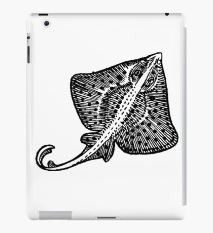 Speckled Ray  iPad Case/Skin