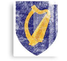 Irish Coat of Arms Ireland Symbol Canvas Print