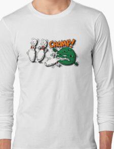 Monster Bowling Long Sleeve T-Shirt