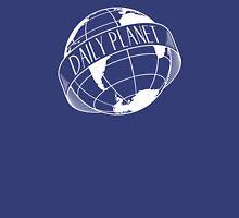 Daily Planet - white Unisex T-Shirt