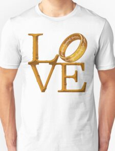 Love is Precious Unisex T-Shirt