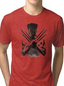 X-men The Wolverine Shirt Tri-blend T-Shirt