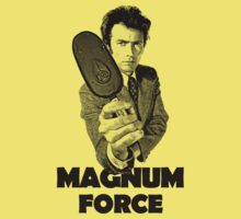 Dirty Harry Magnum Force Baby Tee