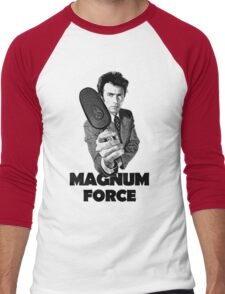 Dirty Harry Magnum Force Men's Baseball ¾ T-Shirt