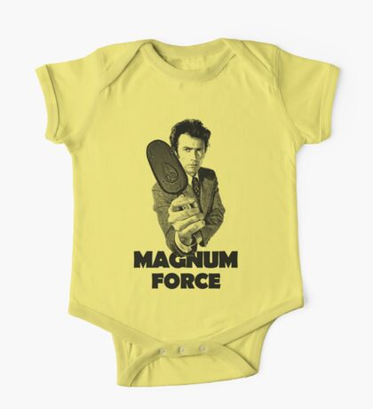 Dirty Harry Magnum Force One Piece - Short Sleeve
