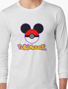 PokeMouse Long Sleeve T-Shirt