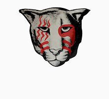 War paint cougar Unisex T-Shirt