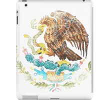 Mexican Coat of Arms Mexico Symbol iPad Case/Skin