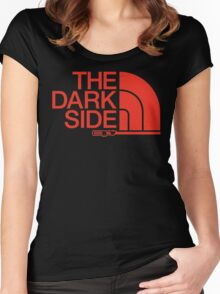 Come to this Side Women's Fitted Scoop T-Shirt
