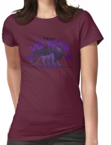 Black Paladin Vintage Shirt Womens Fitted T-Shirt