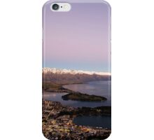 Queenstown Views  iPhone Case/Skin