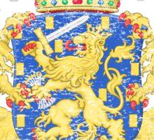 Dutch Coat of Arms Netherlands Symbol Sticker