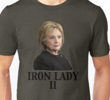 Iron Lady 2 Unisex T-Shirt