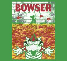 Bowser Baby Tee