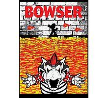 Bowser Photographic Print