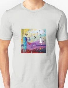 Butterflies and Me Unisex T-Shirt