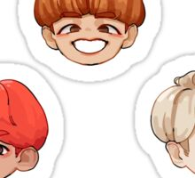 BTS - Fire Era Stickers Sticker