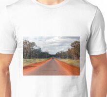 Nevertire Rd © Vicki Ferrari Unisex T-Shirt