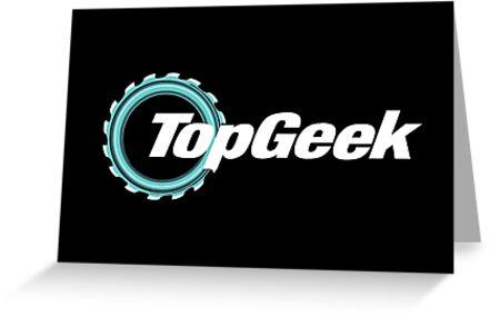 Top Geek  by Brother Adam