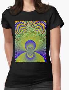 fractalgasm Womens Fitted T-Shirt