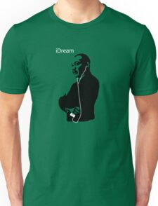 iDream - Martin Luther King Unisex T-Shirt