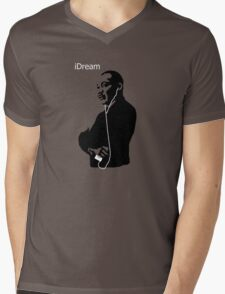 iDream - Martin Luther King Mens V-Neck T-Shirt
