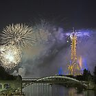 Fireworks6 - Paris by Paul Campbell  Photography